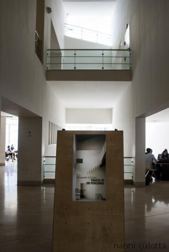 Inaugurata a palermo la mostra tracce di un percorso for Facolta architettura palermo